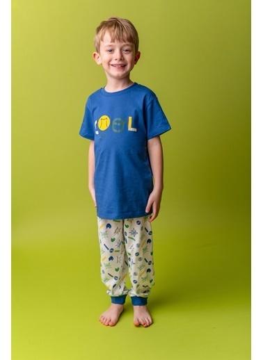 Zeyland Lacivert Cool Pijama Takımı (5-12yaş) Lacivert Cool Pijama Takımı (5-12yaş) Lacivert